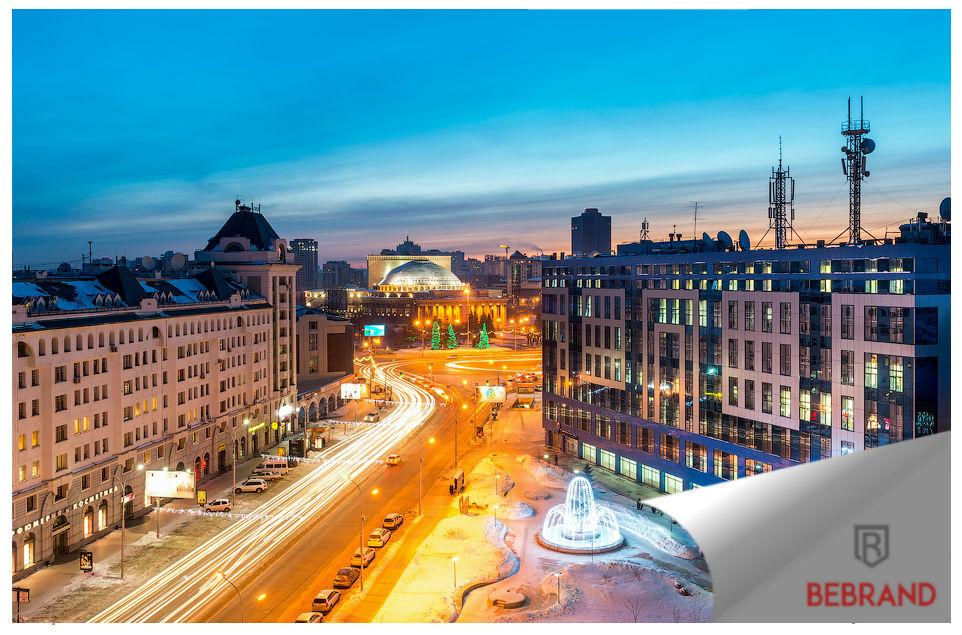 Оригинал взят у  в Зима в Новосибирске. 2015 Подборка из 42-х фотографий зимнего Новосибирска за 2015 год.