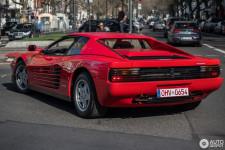Ferrari потеряла легендарный бренд Testarossa