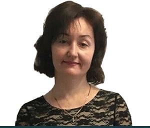 Вероника Лещинская
